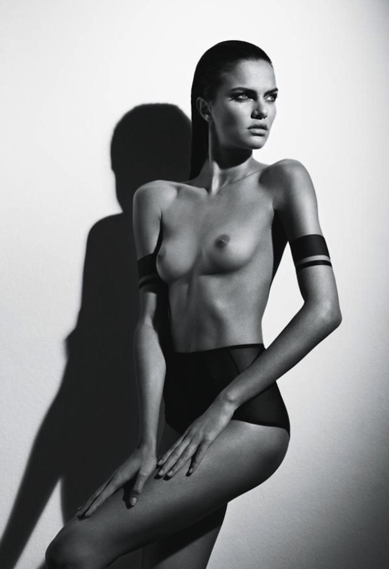 Секс с высокой моделью 6 фотография