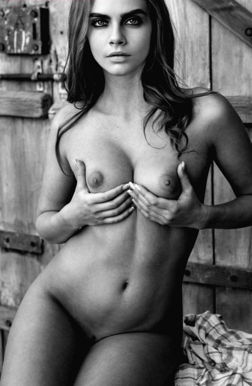 Кара делевинь фото голые