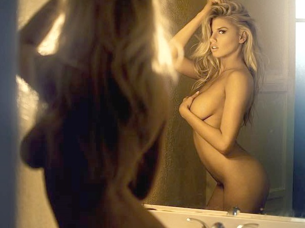 Charlotte mckinney pussy have thought