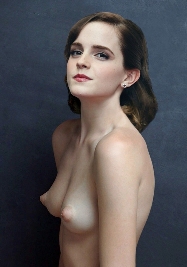 Impossible Emma watson naked boobs can