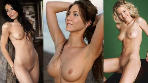 Can look Friends jennifer aniston nude