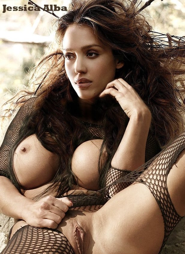 Advise Jessica alba s naked boobs
