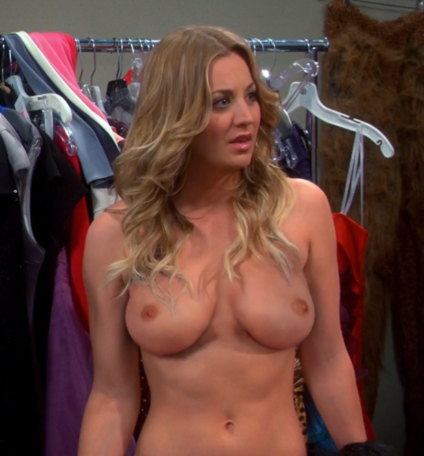 New Kaley Cuoco Nude Cell Phone