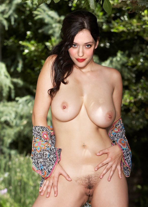 Kat dennings nude and other famous big tits