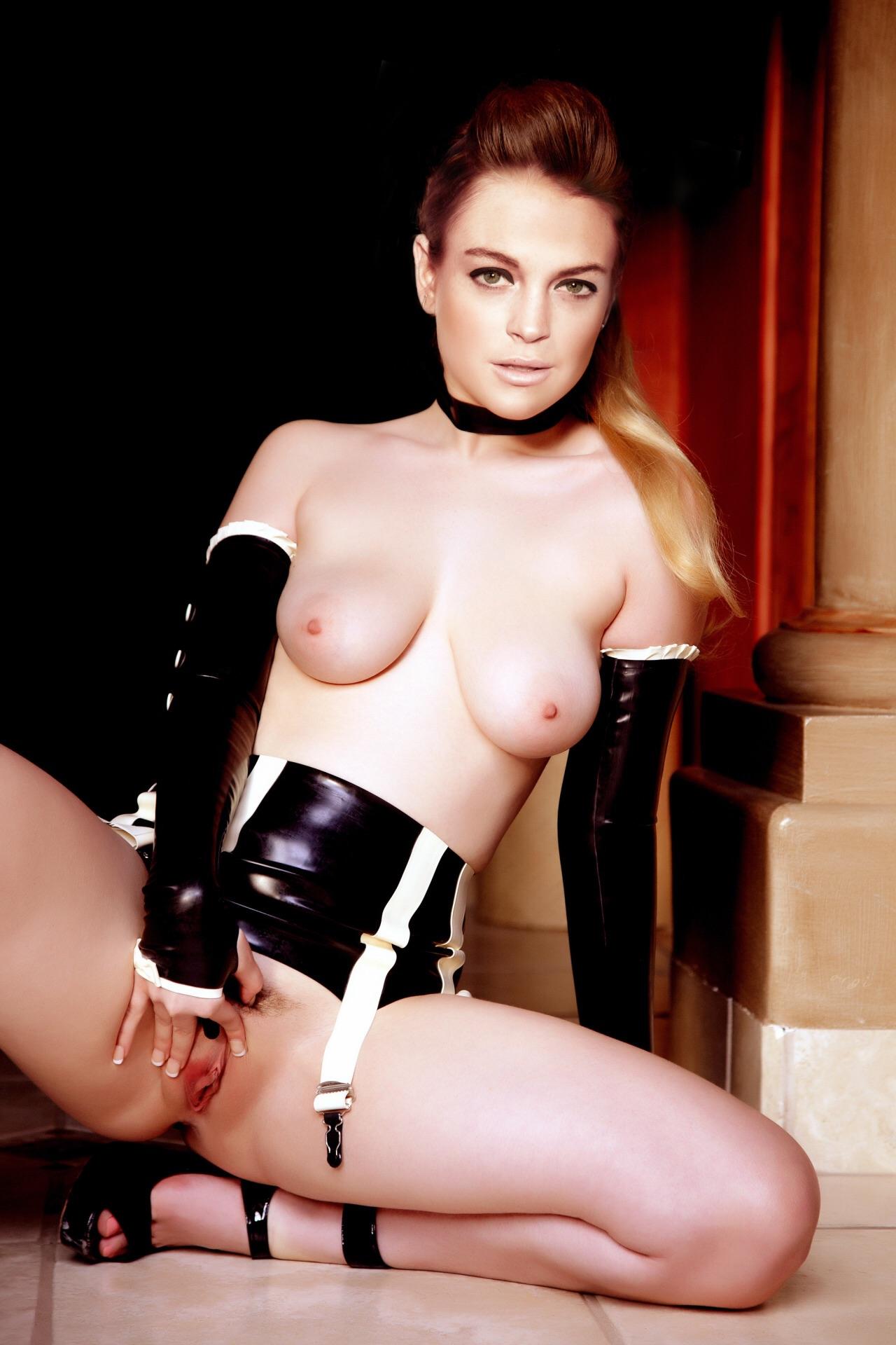 Lindsey Lohan Porn