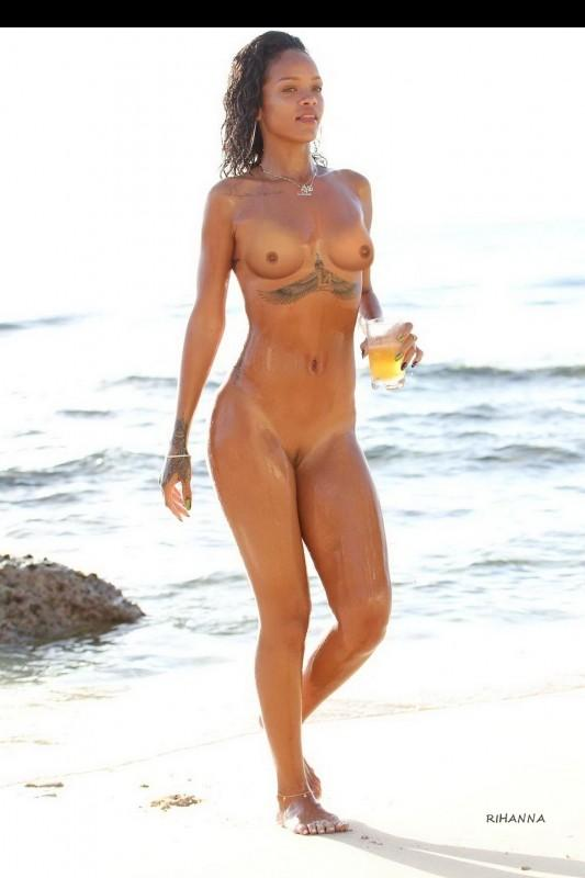 Something Rhianna nude pics uncensored