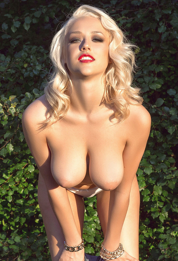 from Jack playboy girls with big boobs nude