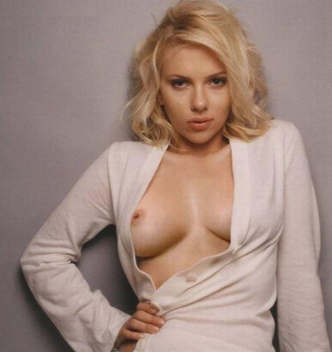 scarlett johansen big boobs vagina nude sex