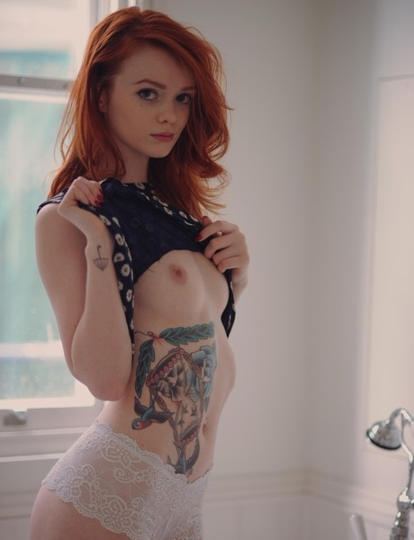 Remarkable, Tattoo naked babe sex