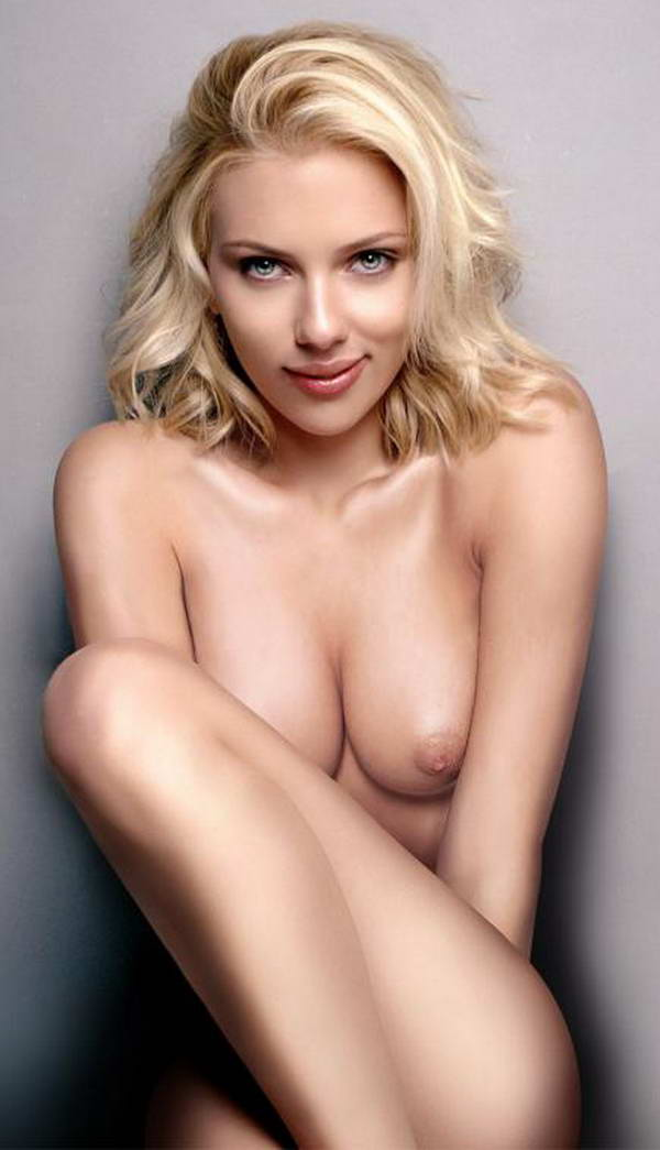 Real scarlett johansson nude sorry, that
