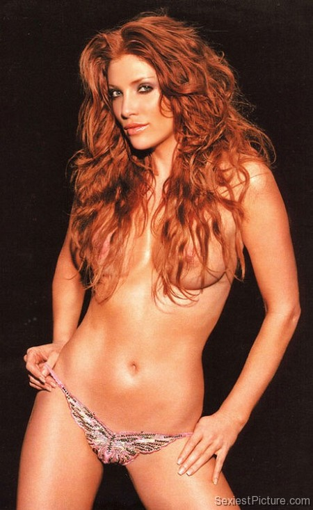 angie everhart pussy shots
