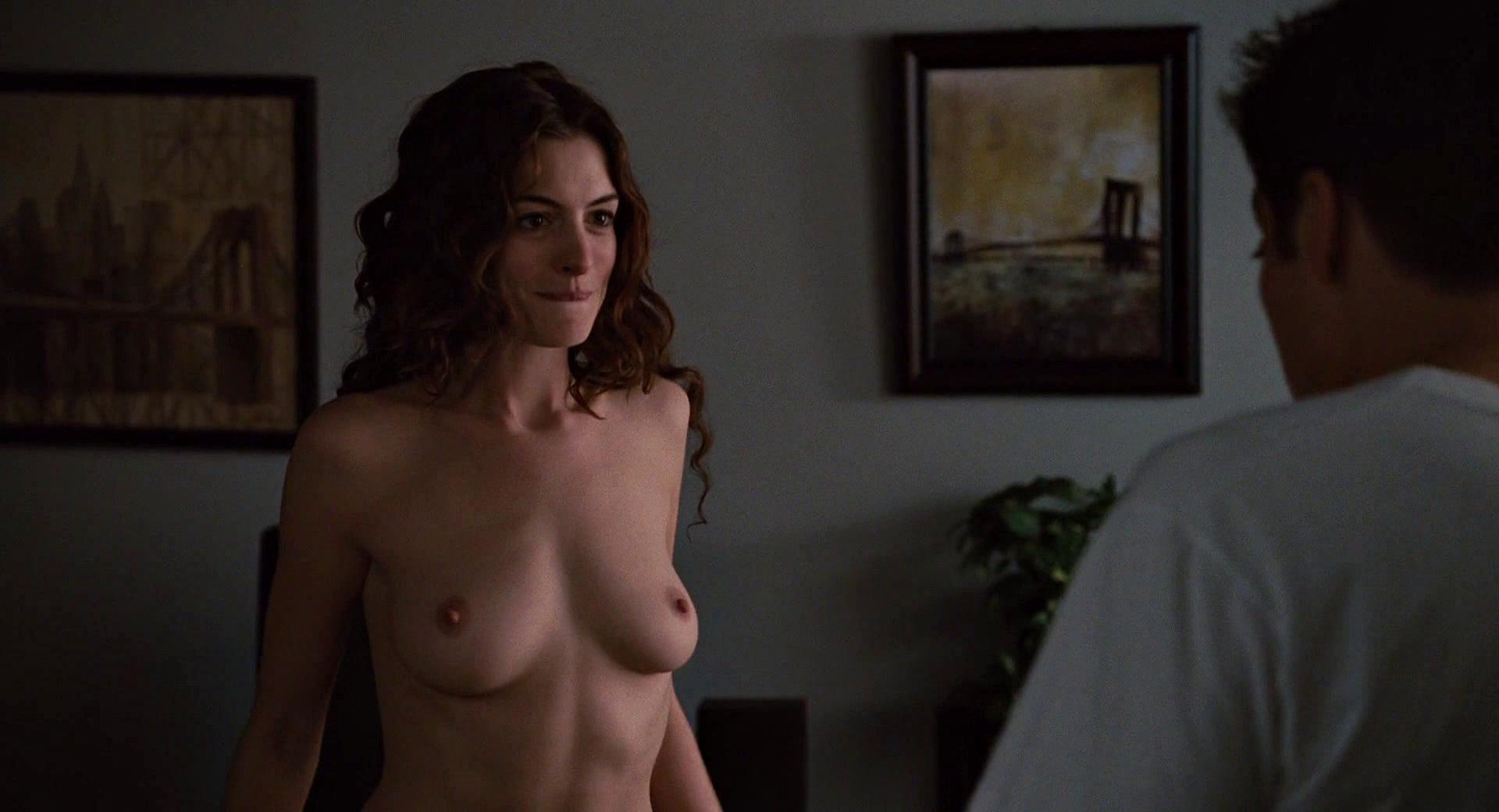 Anne hathaway nude upskirt