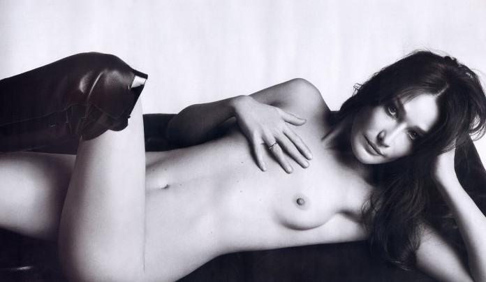 Carla bruni and nude