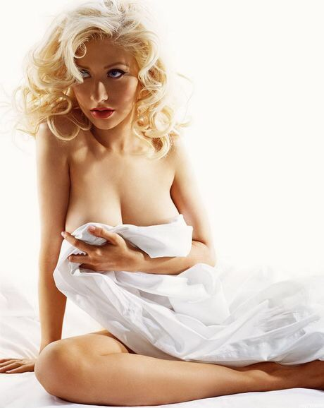 Something is. nude cristina breast aguilera shall afford
