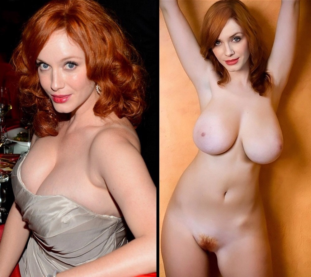 Opinion Christina hendricks naked sex boobs getting fucked