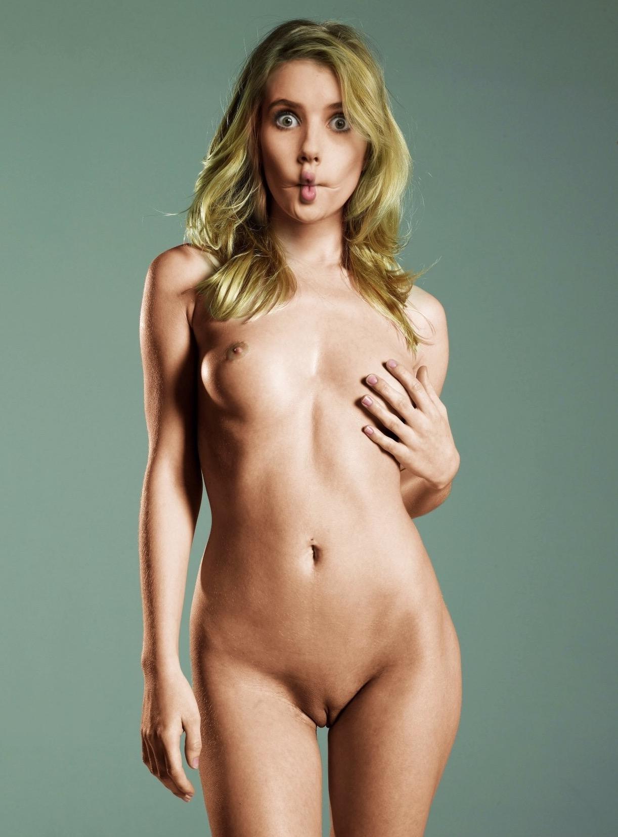 Emma roberts nude celebrity pics