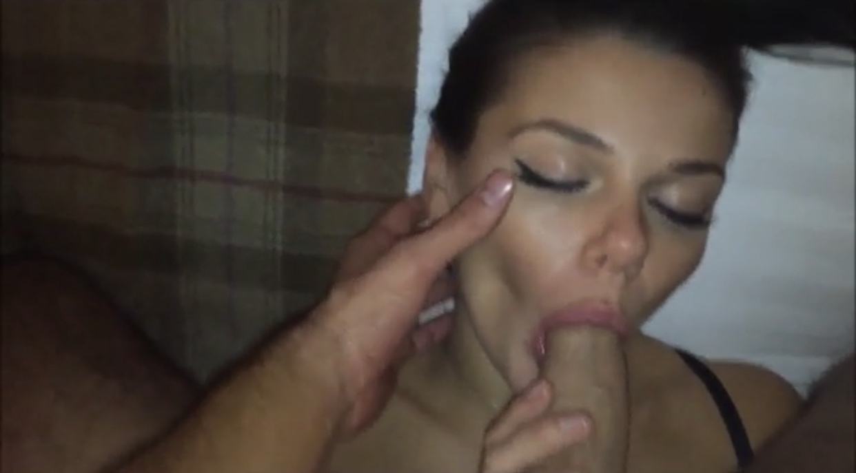 leaked blowjob