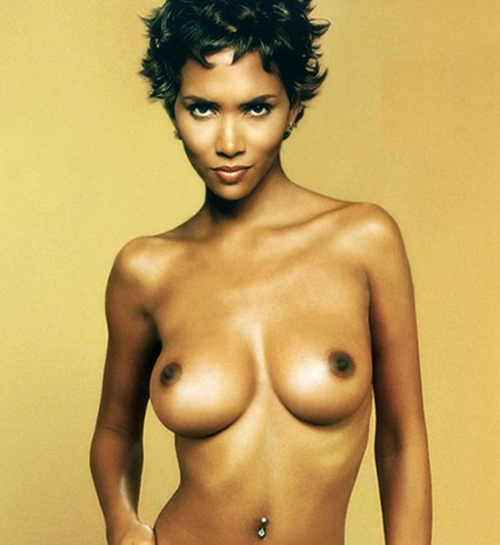 from Corbin halle berry naked with huge tit movie