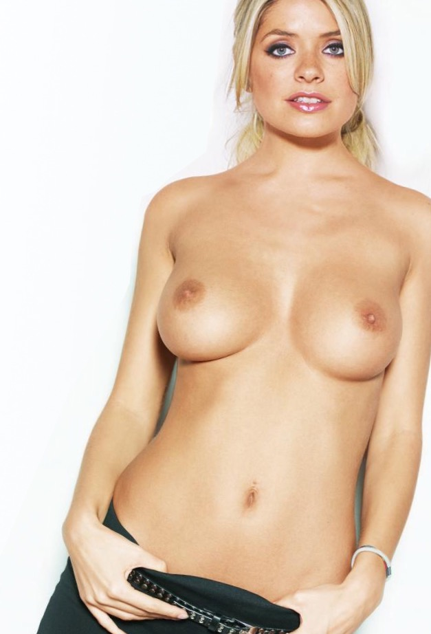 from Xavier holly willoughby sex pics