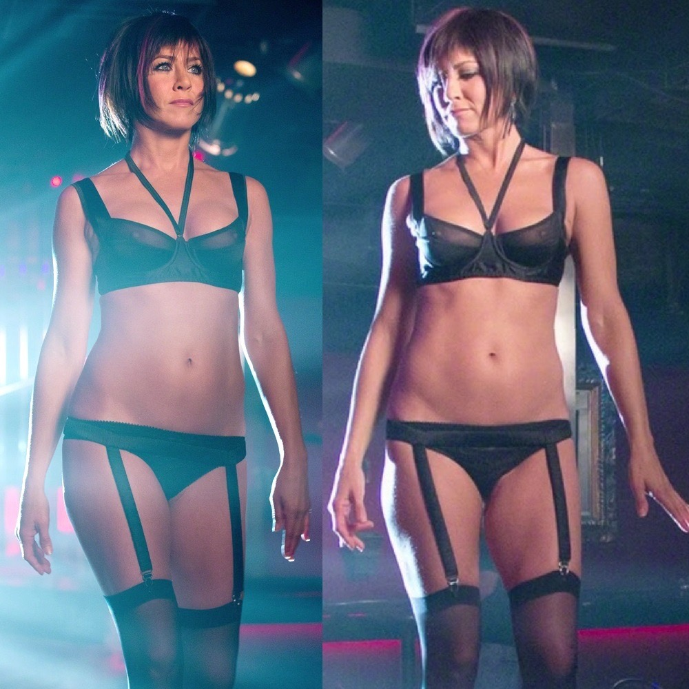 Jennifer Aniston Stripper Scene  Celebrity Leaks Scandals -7890