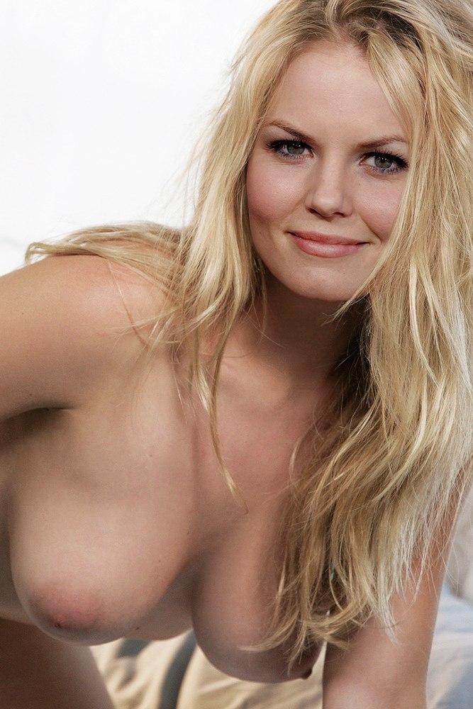 Jennifer Morrison Nude Naked Topless Boobs Big Tits -1488