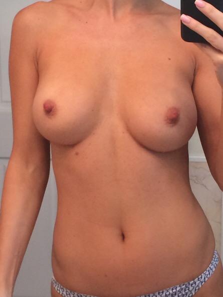 joanna krupa topless selfie