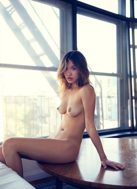 sexy nude partner of david