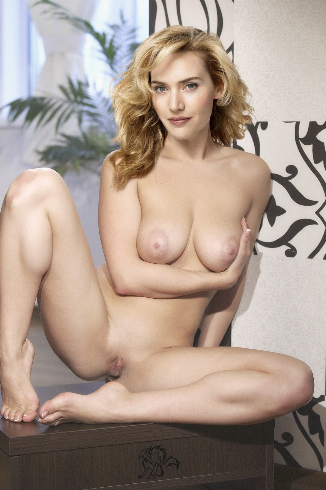 Nude celeb kate reed simply does
