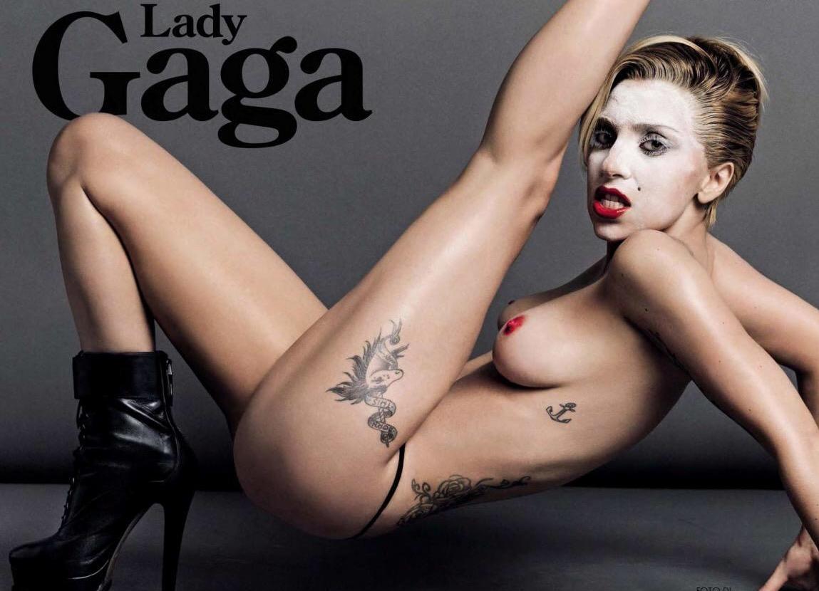 Lady Gaga Pussy Pain