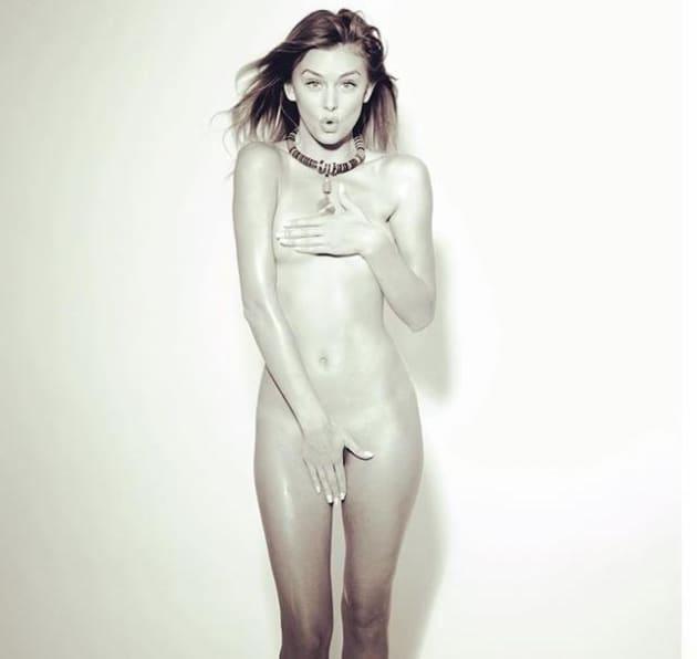 lala kent nude