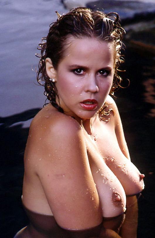 Blair big tits linda