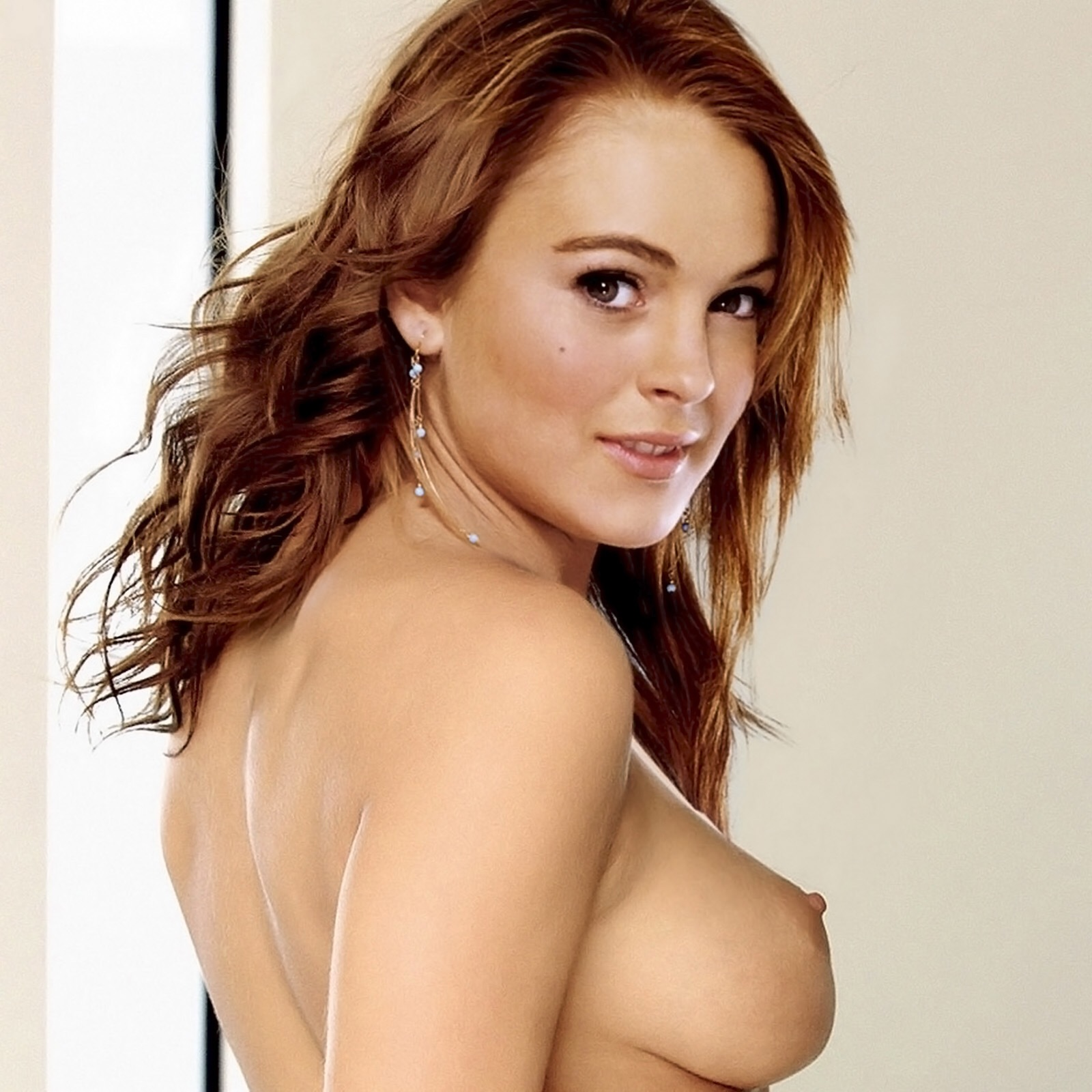 The First Part Of The Lindsay Lohan Porn Picture