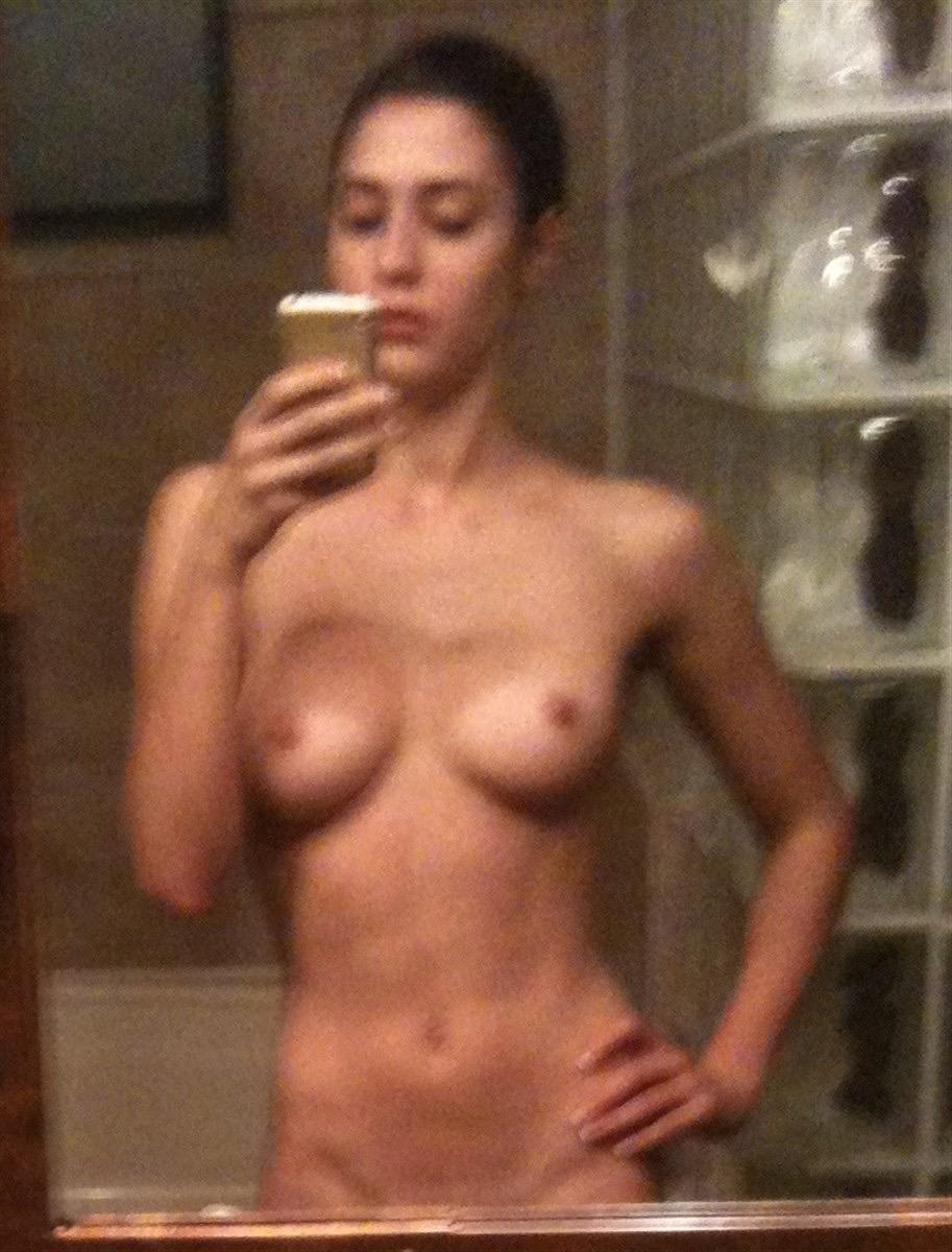 Selfie famous model girls pussy