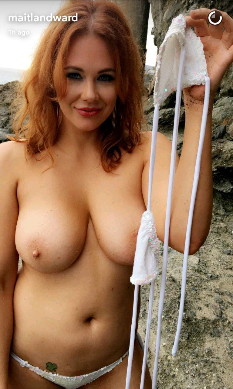 Famous huge tits-3429