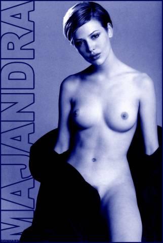 Majandra Delfino Nude