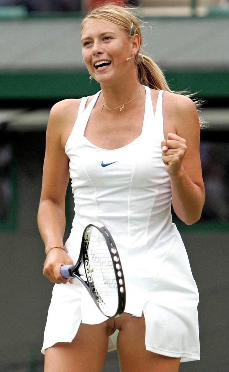 kvitova pussy slip in tennis