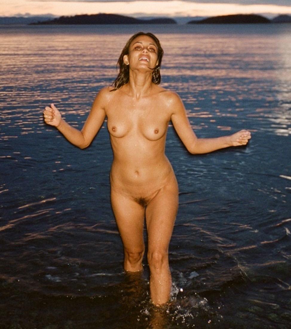 Has nathalie kelley ever been nude