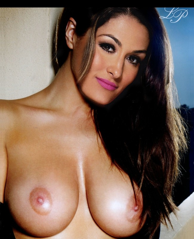 Wwe Diva Nikki Bella Naked Fucking Hard In Pussy And Ass