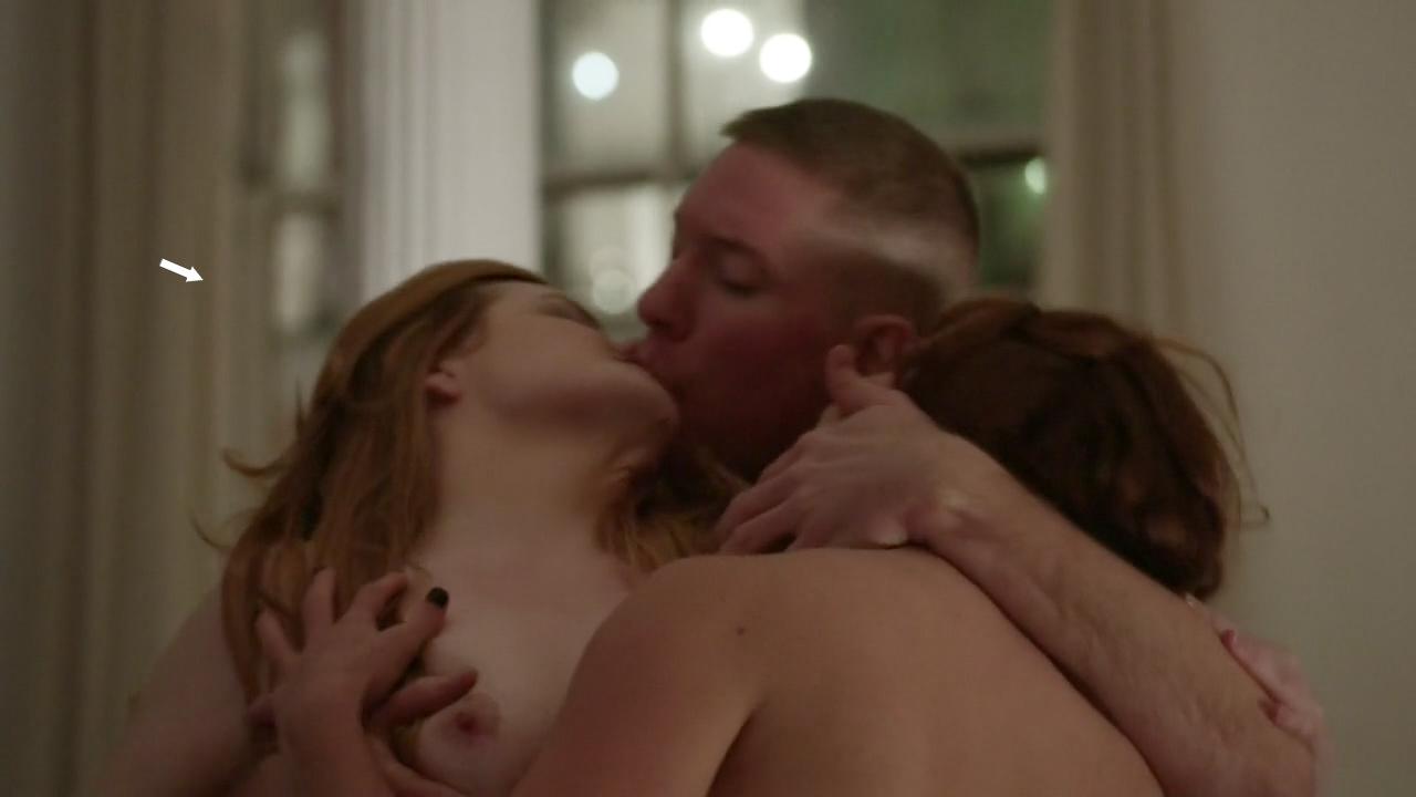 celebrity porn threesome