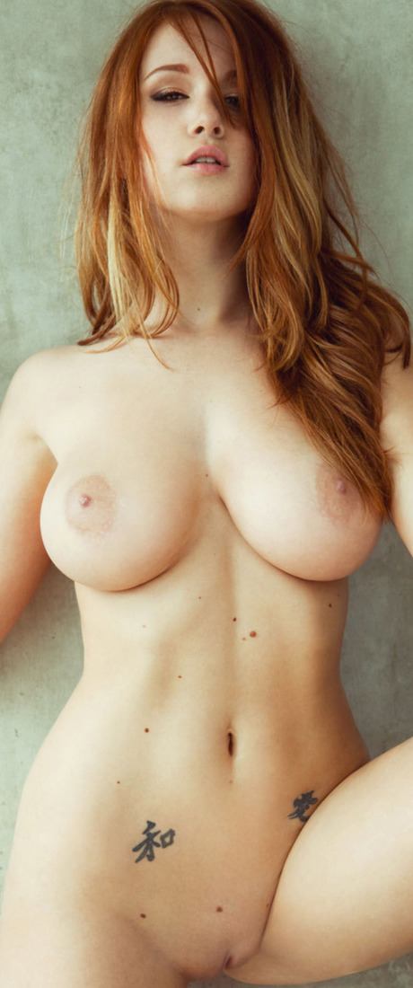 sexy redhead big boobs