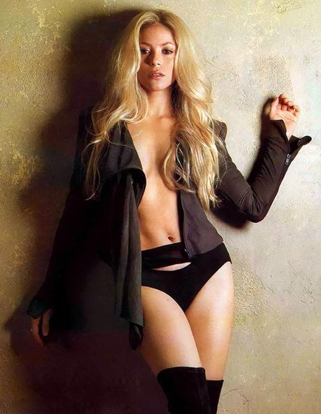 Shakira leaked pics