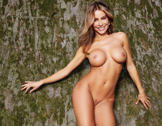 Sofia Vergara Nude Naked Huge Boobs Big Tits Pussy -1676