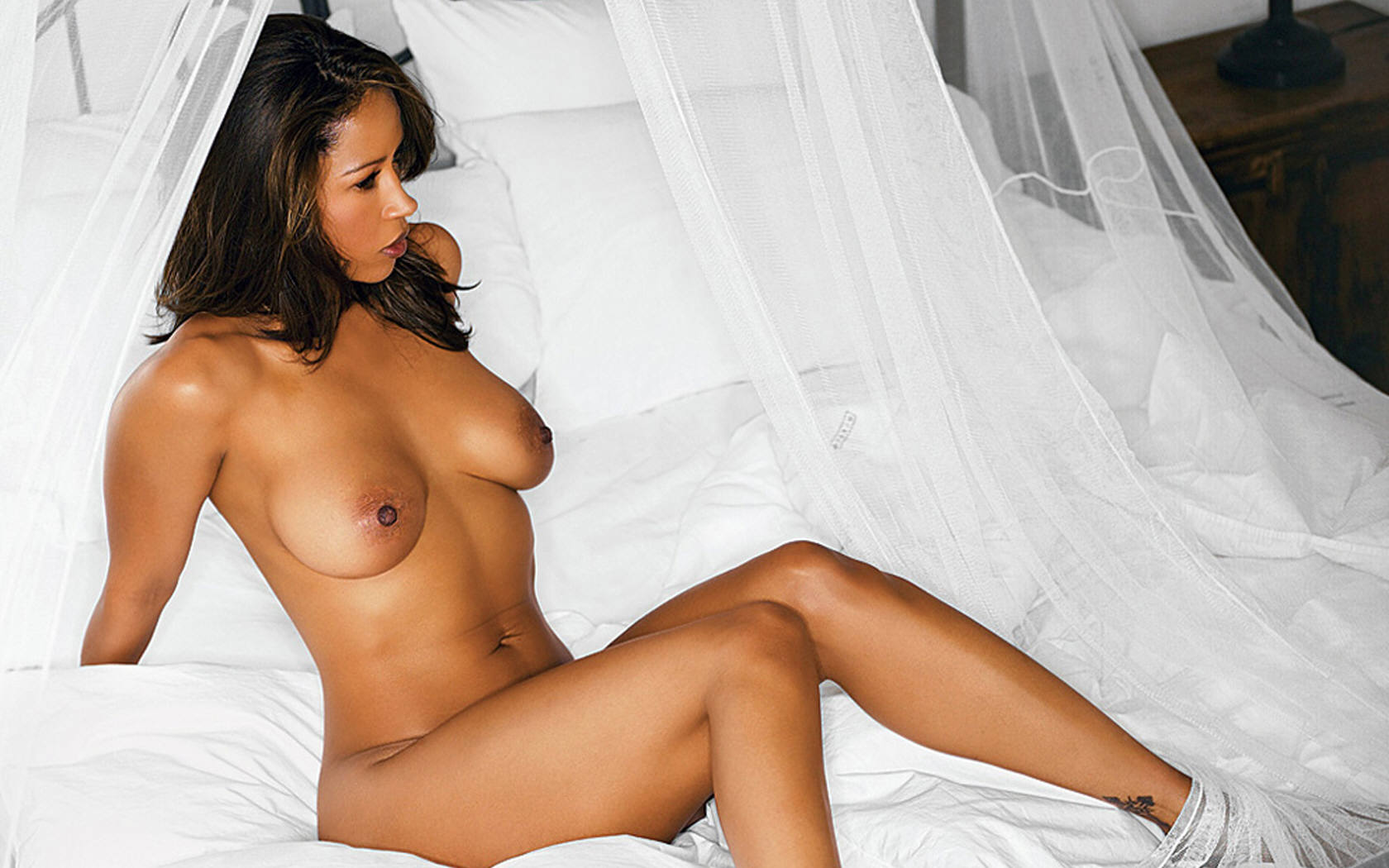 Stacey Dash Nude, Naked