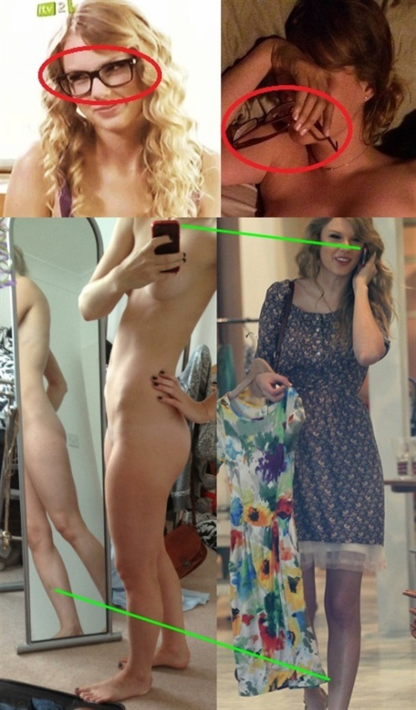 Taylor swift leaked nude photos