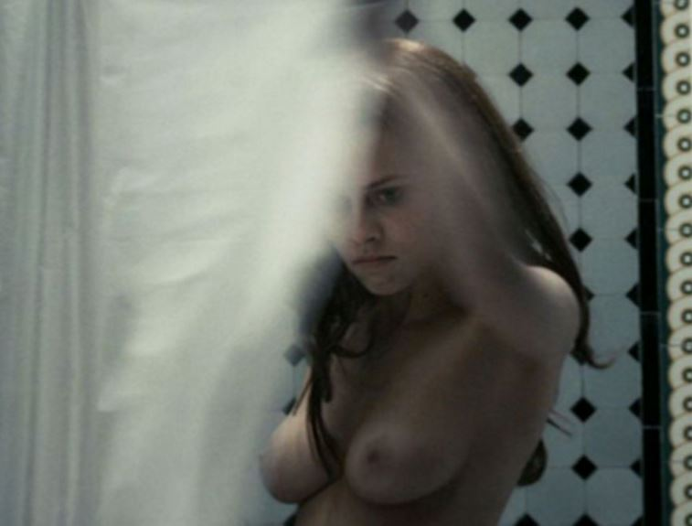 Teresa Palmer Nude Shower Wet Boobs  Celebrity Leaks -1515