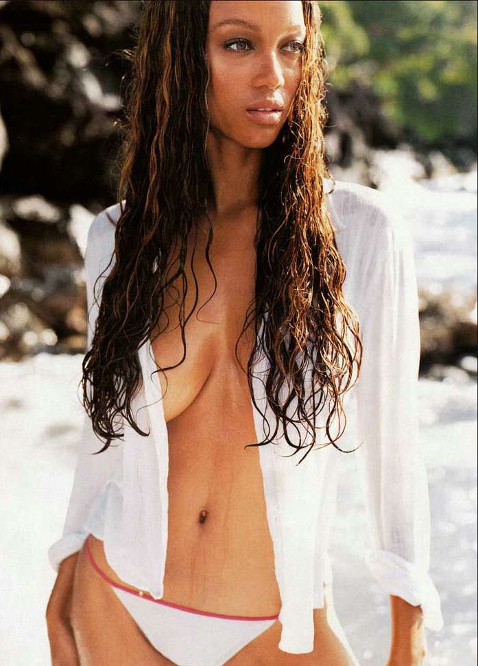 Sexy photos of tyra banks