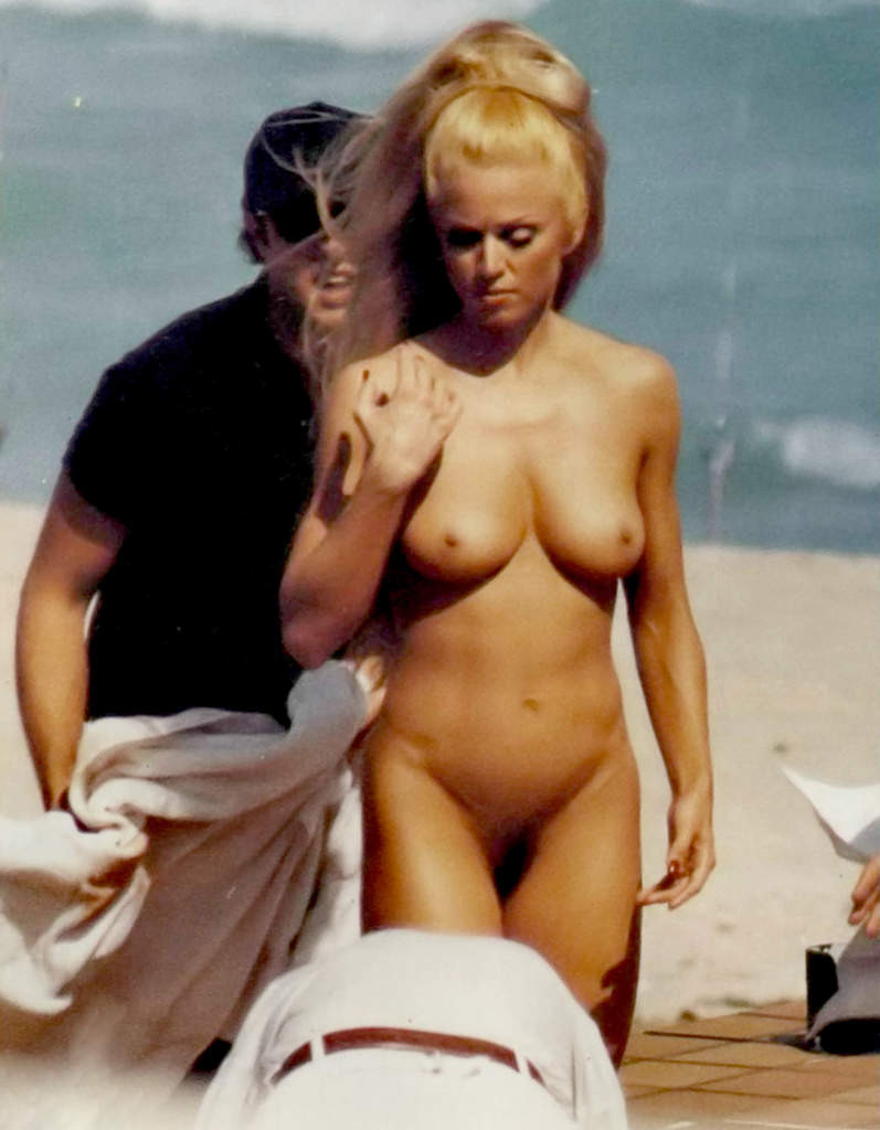 Young Madonna Nude Naked Beach Boobs Big Tits Pussy Leaked -8641