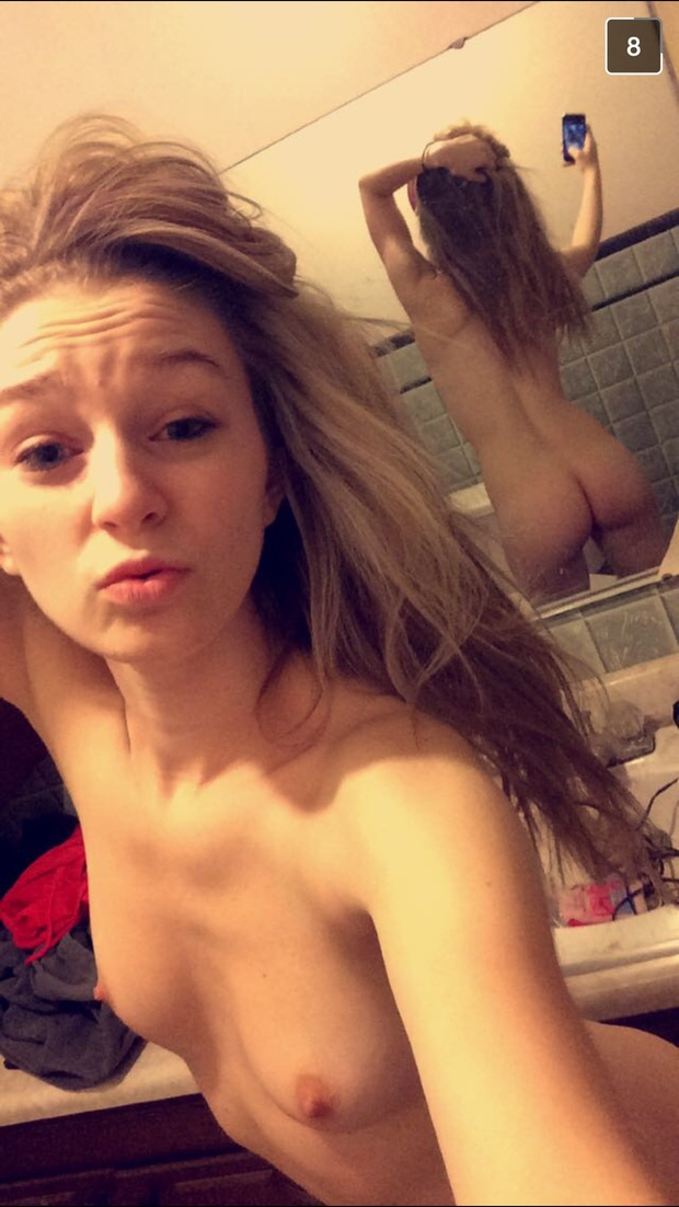 Young nude girls of snapchat for that