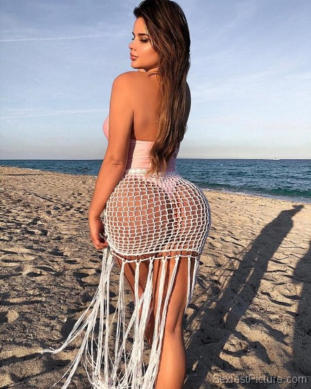 Anastasiya Kvitko Boobs and Sexy Ass Booty
