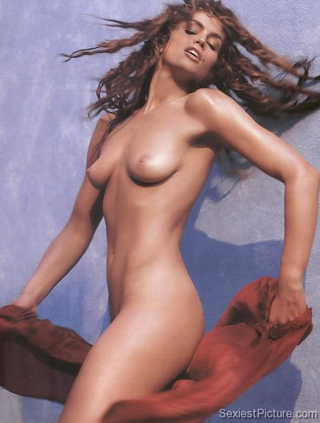 Cindy Crawford nude naked boobs tits pussy ass